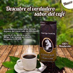 cafe comercio justo comucafe
