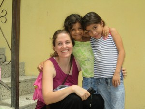 María Serrano nos cuenta su  experiencia como voluntariada en COPADE Honduras