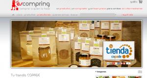 La Fundación COPADE pone sus productos Tierra Justa también a la venta en escompring.com