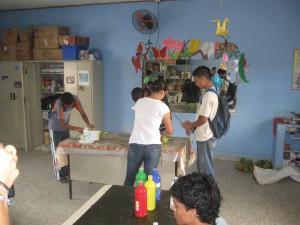 Centro Paso a Paso, San Pedro Sula