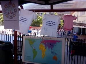 Comercio Justo en Colegio Claret Madrid