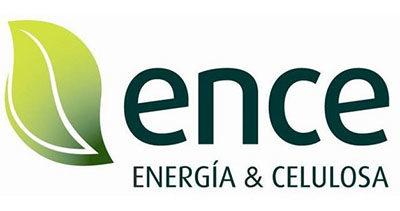 Logo Ence Energía y Celulosa