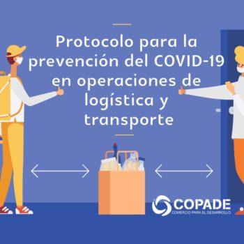 protocolo prevención covid-19 en logística