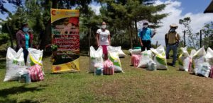 Donación de Copade en Honduras