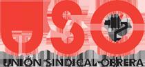 Logo USO - Unión Sindical Obrera
