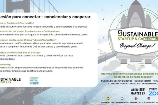 Sustainable Startup Global