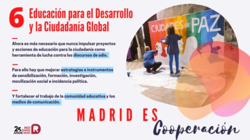 madrid es cooperación - propuesta 6