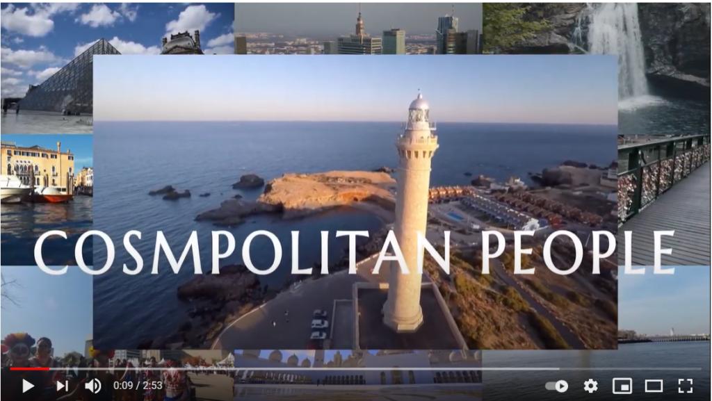 Cosmopolitan People