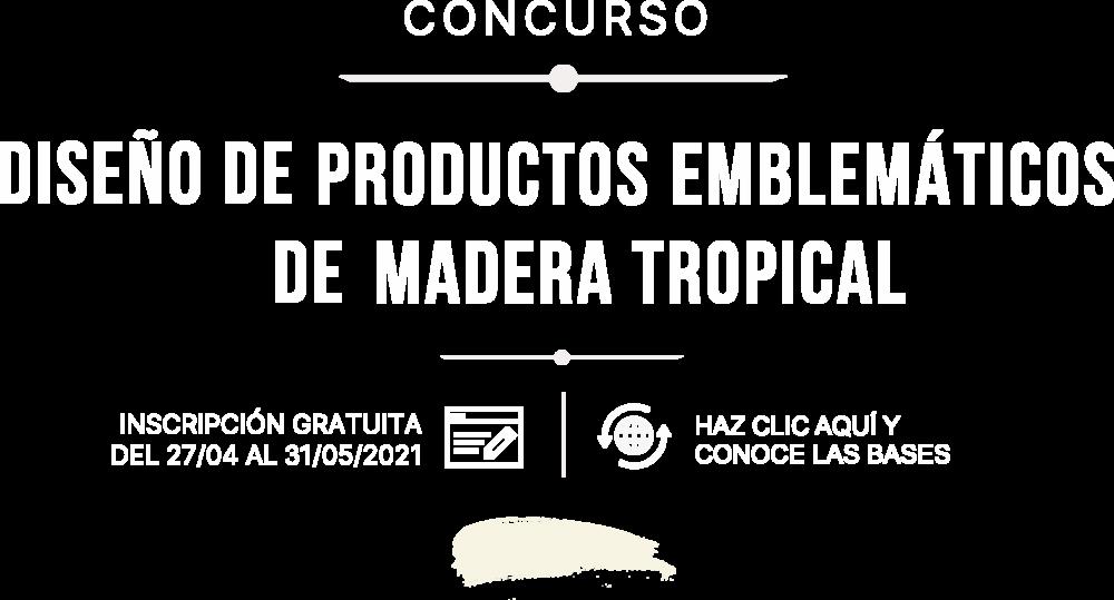 Concurso de diseño de madera tropical1