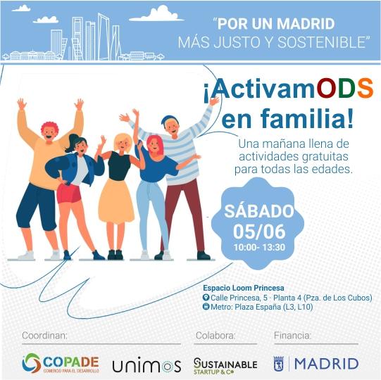 ¡ActivamODS en familia!