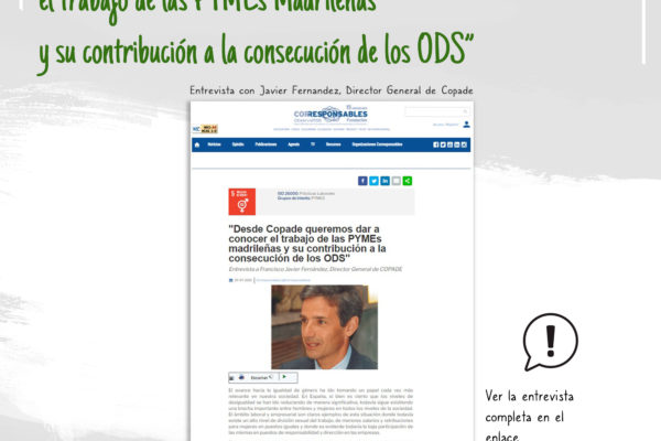 pymes madrileñas y ODS