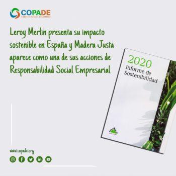 Informe de Sostenibilidad Leroy Merlin 2020