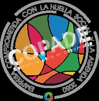 Sello de la Huella Social de Fundación Copade